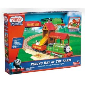 Fisher Price TRACKMASTER - Hrací sada s Percym
