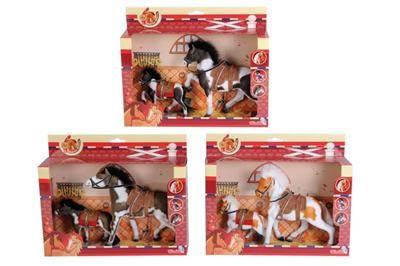SIMBA - Kůň Champion Beauty Pferde set, 11 a 19 cm cena od 174 Kč