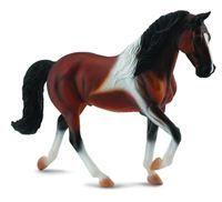 Mac Toys - Tennessee Walking Horse hřebec hnědák cena od 169 Kč