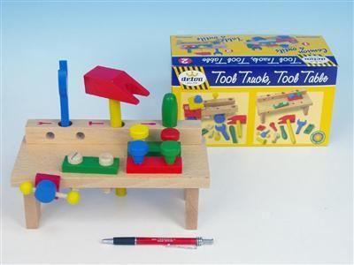Detoa - Stůl s nářadím