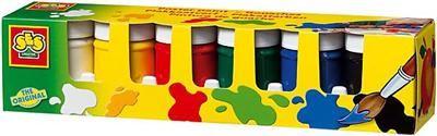 SES Temperové barvy v kelímkách cena od 259 Kč