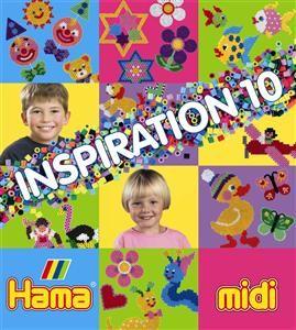 Hama Inspirativní knížka 10 - MIDI cena od 75 Kč