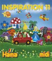 Hama Inspirativní knížka - MIDI cena od 75 Kč