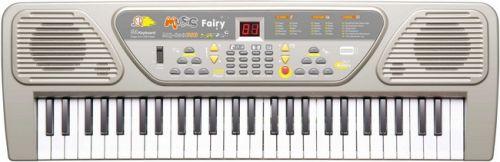 HM Studio elektronické klávesy 54 kláves cena od 455 Kč