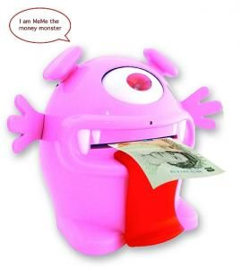 PRIME Meme - The Money Monster Interactive Money Box