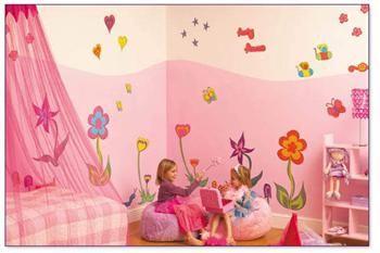 PRIME Room Make Over Kit - Funky Flowers