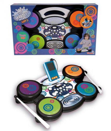 Simba Elektronické bubny i pro MP3 cena od 949 Kč