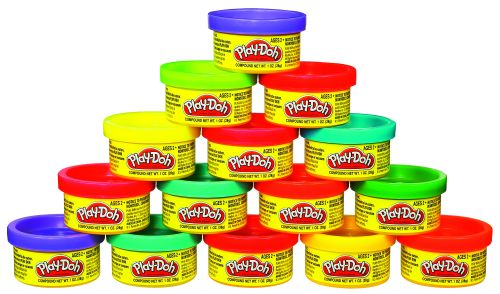 Hasbro Play-Doh - Party balení 15 kelímků plastelíny cena od 149 Kč