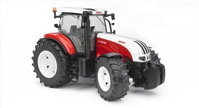 BRUDER Traktor STEYR CVT 6230 cena od 488 Kč