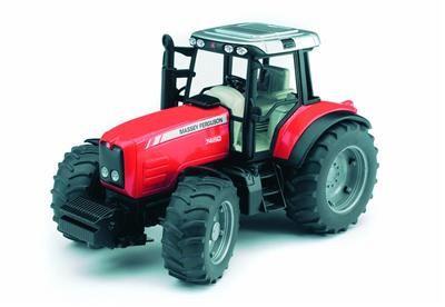 BRUDER Traktor Massey Ferguson 7480 cena od 459 Kč