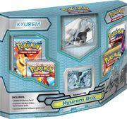 Pokémon Company: Pokémon: BW Kyurem Figure Box cena od 490 Kč