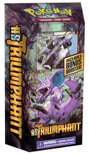 Pokémon Company: Pokémon: HS4 Triumphant PCD (2/8) cena od 194 Kč