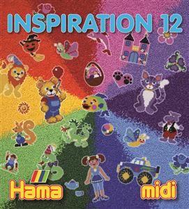 Hama Inspirativní knížka 12 MIDI cena od 0 Kč