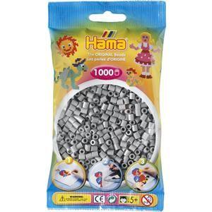 Hama Šedé korálky cena od 48 Kč