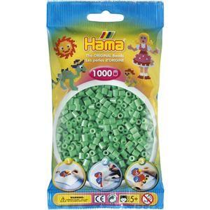 Hama Světle zelené korálky cena od 41 Kč