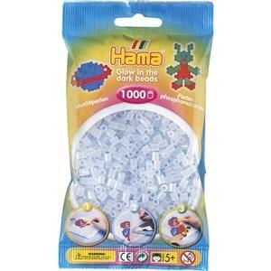 Hama Svítící korálky modré cena od 49 Kč