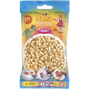 Hama Béžové korálky cena od 45 Kč