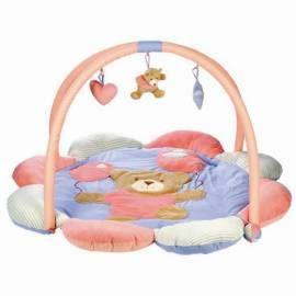 Bino -hrací deka s hrazdou medvídek