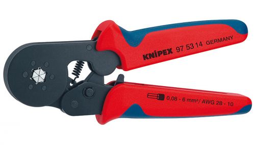 KNIPEX Lisovací kleště na dutinky 975314