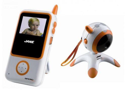 Jané digitální chůvička s kamerou