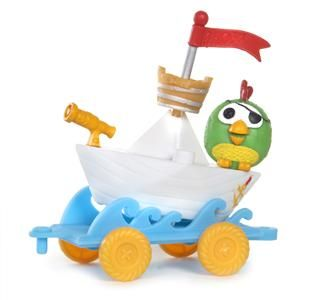 MGA Lalaloopsy Mini Vagónek Tipsy Sail Boat cena od 79 Kč