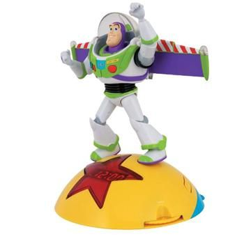 LEXIBOOK Toy Story RP010TS Projection Clock with Alarm and FM radio
