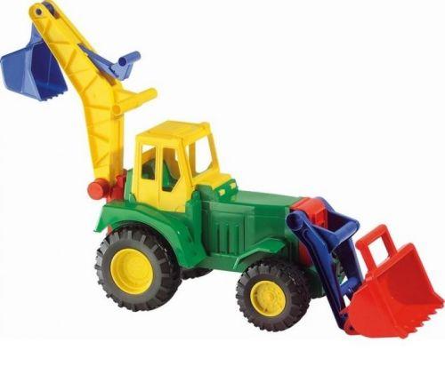 Lena Traktor se lžící a bagrem cena od 464 Kč