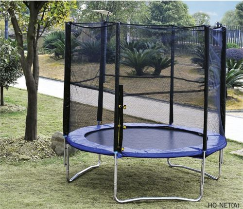 Acra Zahradní trampolína s ochrannou sítí - 244 cm