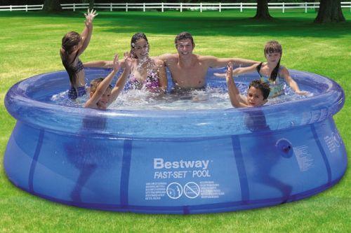 ACRA Samostavěcí bazén Bestway 244 x 66 cm