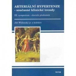 Arteriální hypertenze - současné klinické trendy cena od 213 Kč
