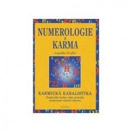 Angelika Hoefler: Numerologie a karma - Angelika Hoefler cena od 144 Kč