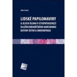 Jan Laco: Lidské papilomaviry cena od 268 Kč
