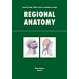 Regional anatomy cena od 460 Kč
