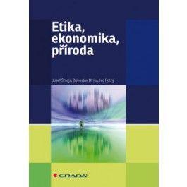 Etika, ekonomika, příroda cena od 223 Kč