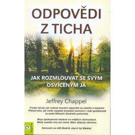 Jeffrey Chappel: Odpovědi z ticha cena od 249 Kč