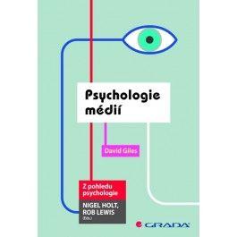 David Giles: Psychologie médií cena od 125 Kč