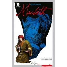 William Shakespeare: Macbeth - Komiks cena od 57 Kč