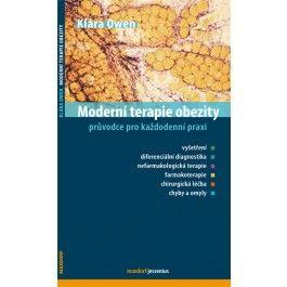 Klára Owen: Moderní terapie obezity cena od 121 Kč
