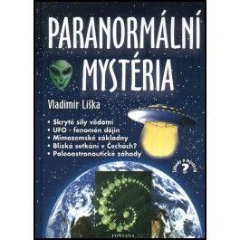 Liška Vladimír: Paranormální mystéria cena od 148 Kč