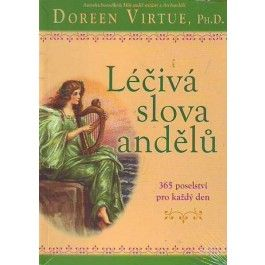 Doreen Virtue: Léčivá slova andělů cena od 243 Kč