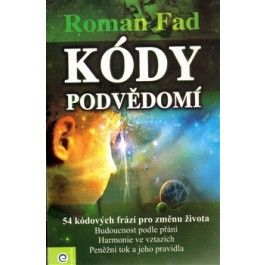 Roman Fad: Kódy podvědomí cena od 161 Kč