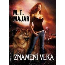 M. T. Majar: Znamení vlka cena od 188 Kč