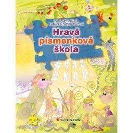 Zuzana Pospíšilová, Jana Valentovičová: Hravá písmenková škola cena od 135 Kč