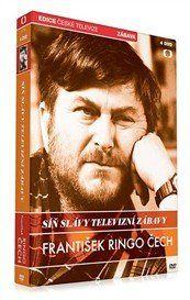 F.R.Čech: Síň slávy - František Ringo Čech - 4 DVD