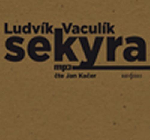 Ludvík Vaculík: Sekyra - CD mp3