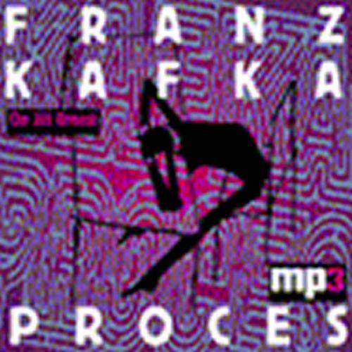 Franz Kafka: Proces - CD mp3