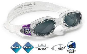 Aqua Sphere Brýle plavecké KAIMAN