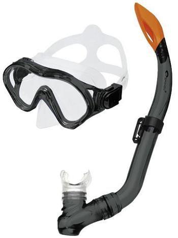 Spokey CAYMAN JUNIOR Sada brýle + šnorchl