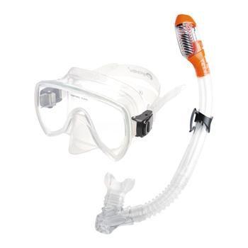 Spokey MALDIVE Sada brýle + šnorchl transparentní cena od 559 Kč