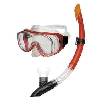 Spokey CEFEUSZ Sada brýle + šnorchl